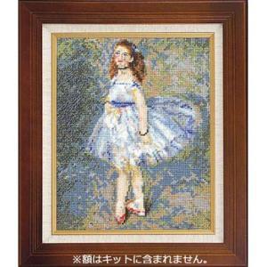 No.7030 踊り子 ルノワール作   オリムパスクロスステッチキット  (お取り寄せ)|yucasiho