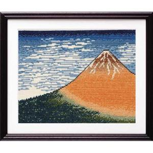 No.7137 凱風快晴  オリムパスクロスステッチキット  (お取り寄せ)|yucasiho