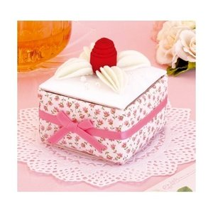 「PA-666 マルチボックス・ケーキ」 エコクラフト手づくりキット-オリムパス (メール便可/お取り寄せ)|yucasiho