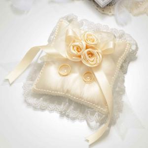 バラのスウィートリングピロー(RP-18) パナミ手作りキット(メール便可/お取り寄せ)|yucasiho