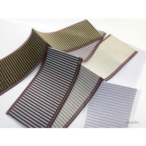 手芸用の畳へり 『 ストライプ 』 5m巻 (不可メール便/お取り寄せ)|yucasiho