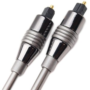 Amulech 長さ3.0m(300cm) ハイレゾ音源192kHz/24bit対応 角形−角形 光デジタルケーブル AL-SOP192SQ30|yudios