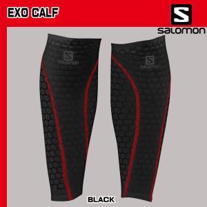 サロモン (SALOMON) EXO CALF エクゾ カフ カラー:BLACK (sldcn) yugakujin