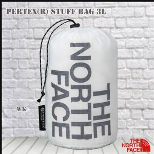 値下げ THE NORTH FACE(ザノースフェイス)  PERTEX STUFFBAG  3L  (TNF_2017SS) yugakujin