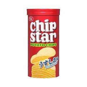 チップスター うすしお味(Sサイズ 50g)