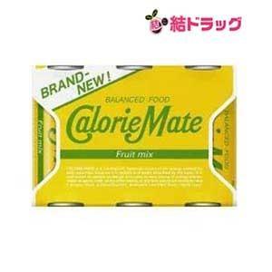 カロリーメイト リキッド フルーツミックス味(200ml*6本入)