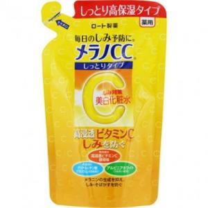 メラノCCしみ対策美白化粧水しっとり詰替170m