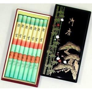 線香・慶雲香(竹)|yuinou-com