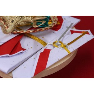 結納品セット・結納飾り・略式結納品【鶴】(結納用)基本セット+付属〔藤〕|yuinou-com|05