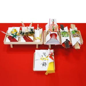 yuinou703 結納品の納セット 七品目 金封式の結納品|yuinou-mizuhiki