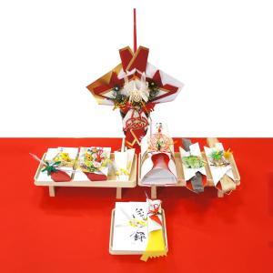 yuinou706 結納品の結納セット 七品目 お酒の樽飾り付き結納品(酒代含む)|yuinou-mizuhiki