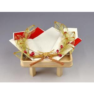 指輪・記念品用飾り台 (白木台足付)(関東式羽衣セット用)|yuinouyasan