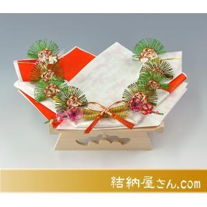 松鶴指輪・記念品用飾り台(白木台足付)|yuinouyasan