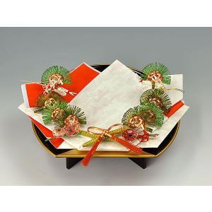 松鶴指輪・記念品用飾り台(会席盆足付)|yuinouyasan