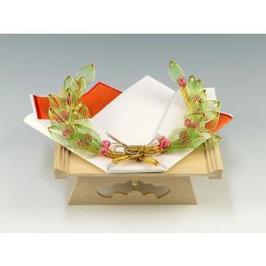 指輪・記念品用飾り台(白木台足付)(あすか・かすみセット用)|yuinouyasan