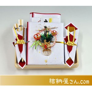 受書おためセット (白木台)|yuinouyasan