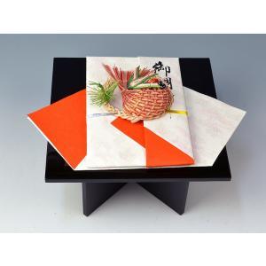 鯛料金封【鯛飾・黒塗台】|yuinouyasan