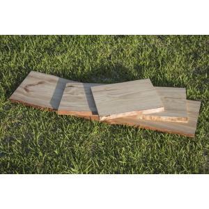 琉球松の板 リュウキュウマツ 沖縄 長さ30cm幅15cm〜25cm厚み2cm 工芸品、木工製品の材料に!|yuiyui-k