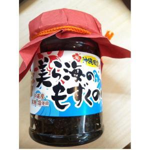 美ら海のもずくのり(佃煮)130g yuiyui-k