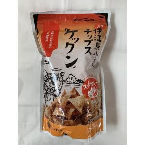 伊江島小麦チップスケックン スパイシー味|yuiyui-k