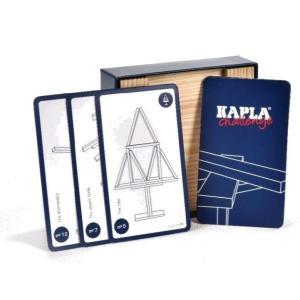 KAPLA カプラ challenge チャレンジ 16ピース ラッピング無料サービス|yukainasakana