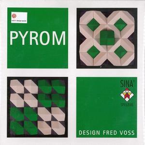 アウトレット価格 ドイツSINA(ジーナ) PYROM パイロム 緑|yukainasakana
