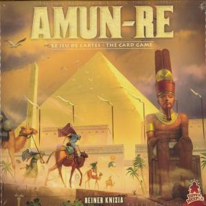 アメンラー:カードゲーム(Amun-Re:The Card Game)/Super Meeple/Reiner Knizia|yukainasakana