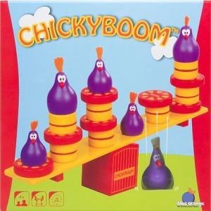 チキブーン(Chickyboom)/Blue Orange ラッピング無料サービス|yukainasakana