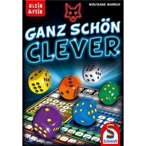 ガンシュンクレバー(Ganz Schoen Clever)/Schimdt/Wolfgang Warsch|yukainasakana