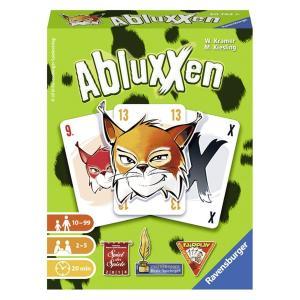 アブルクセン(Abluxxen)/Ravensburger/W.Kramer & M.Kiesling|yukainasakana