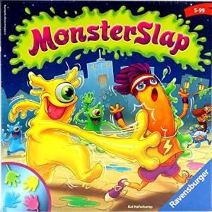 モンスタースラップ(Monster Slap)/Ravensburger/Kai Haferkamp ラッピング無料サービス|yukainasakana