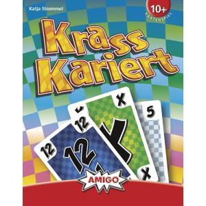 支離滅裂(Krass Kariert)/ Amigo / Katja Stremmel|yukainasakana