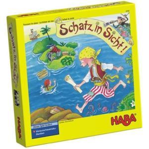 お宝はまぢか(Schatz in Sicht!)/HABA