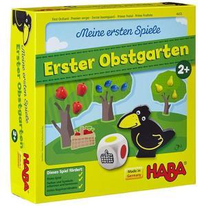 タイトル:はじめてのゲーム・果樹園 メーカー:HABA(ハバ) 外箱サイズ:22×22×6.7cm ...