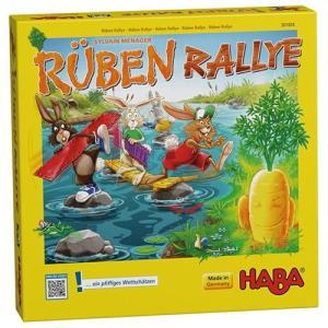 ラビットラリー(R〓ben Rallye)/HABA ラッピング無料サービス|yukainasakana