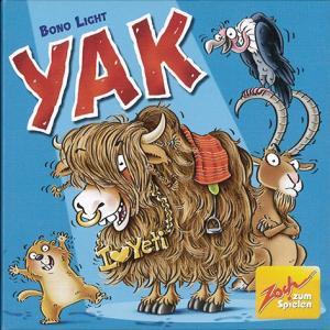 ヤク(Yak) / Zoch / Bono Light 当店で作成したあそびやすい早見表付き! ラッピング無料サービス|yukainasakana