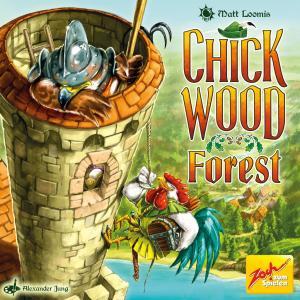 チックウッドの森(Chick Wood Forest) / Zoch / Matt Loomis