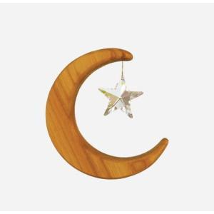 クリスタルモビール 月と星 ドイツ/ Sternengasse(シュテンルネンガッセ) / スワロフスキー|yukainasakana