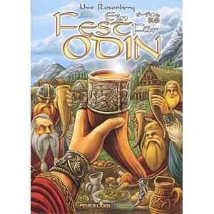 オーディンの祝祭(Ein Fest fur Odin)日本語版/テンデイズゲームズ・Feuerland spiele/Uwe Rosenberg|yukainasakana