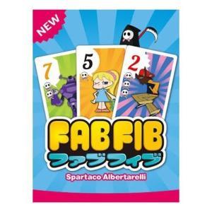 ファブフィブ(FABFIB)日本語版/ニューゲームズオーダー/ yukainasakana