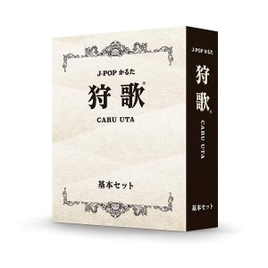 タイトル:狩歌(かるうた)CARU UTA 基本セット メーカー:Xaquinel  プレイ人数:2...