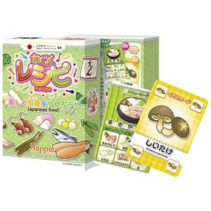 カードゲーム レシピ 和食料理編 / ホッパーエンターテイメント ラッピング無料サービス|yukainasakana