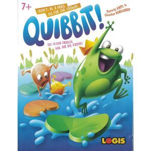 クイビット!(Quibbit!)/LOGIS・すごろくや|yukainasakana