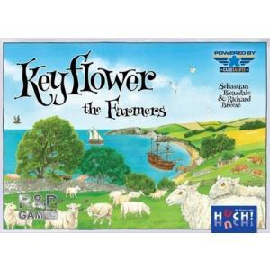 キーフラワー拡張セット 農夫たち (Keyflower : The Farmers) yukainasakana
