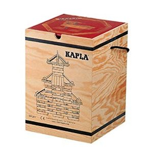 カプラ280 KAPLA 正規輸入品 アートブック赤 ラッピング無料サービス|yukainasakana