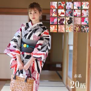 浴衣 セット 2017コレクション 【レトロ 浴衣 女性 浴...