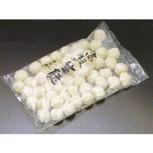 生麩 一口麩 【あわ】 50個入 (直径約2.6×2.3cm/ヶ なまふ 粟 ひとくち) [冷凍]|yukawa-netshop