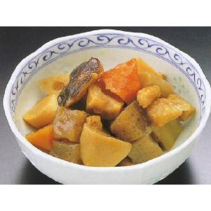 とり筑前 1kg 業務用惣菜 (筑前煮) [冷凍] |yukawa-netshop