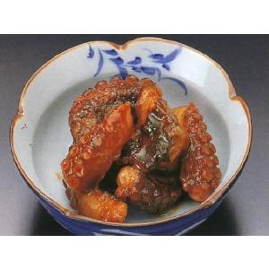 たこ煮付けやわらか 50粒 業務用惣菜 (粒/約11g 蛸 煮付) [冷凍]|yukawa-netshop