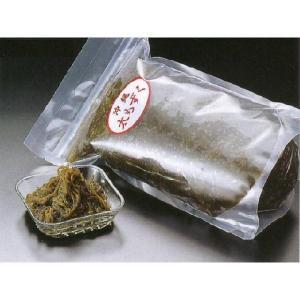 洗いもずく 太 1kg (モズク) [冷凍]|yukawa-netshop